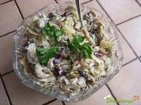 (Рецепты салатов для праздничного стола)