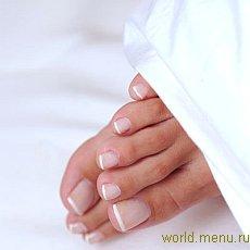 Лечение грибка ногтя народными методами (рецепты народной медицины)
