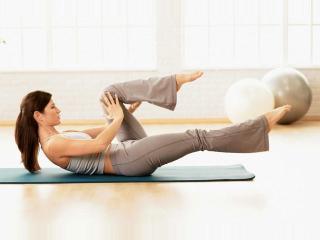 Комплекс физических упражнений для укрепления мышц брюшного пресса