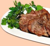 (Блюда из мяса. Праздничный рецепт)