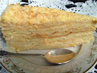 Торт «Наполеон» на пиве - оригинальный рецепт любимого торта!
