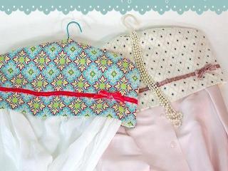 Чехлы для одежды своими руками