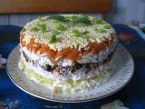 Как приготовить вкусный салат с селедкой