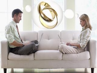 Перед Богом и людьми или гражданский брак (мужчина и женщина)