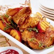 Курица в жаровне – кулинарный рецепт