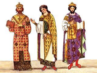 История моды. Византийская мода