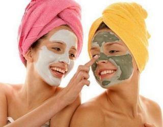 Уход за лицом. Очищающие и питательные маски для лица