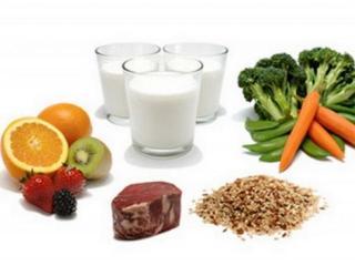 Белковая диета с пятиразовым питанием