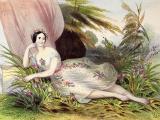 Тальони впервые предстала перед петербургскими зрителями в 1837 году. Это был не успех, а триумф.