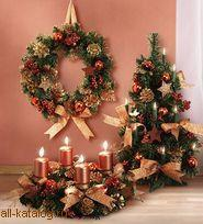 Подготовка к встрече Рождества и Нового  года