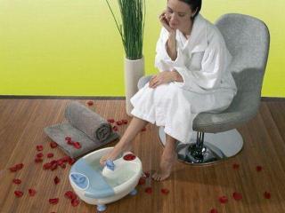 Ванночки для ног (Красота и здоровье ваших ног)