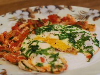Итальянская яичница